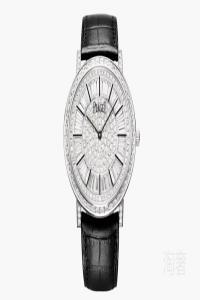 伯爵满天星镶钻手表 想要奢侈品手表回收价高这个方法太靠谱